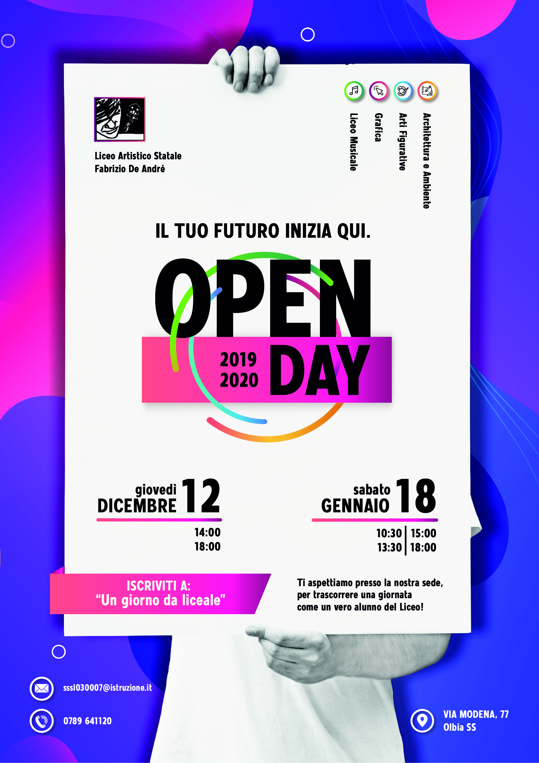 poster openday new